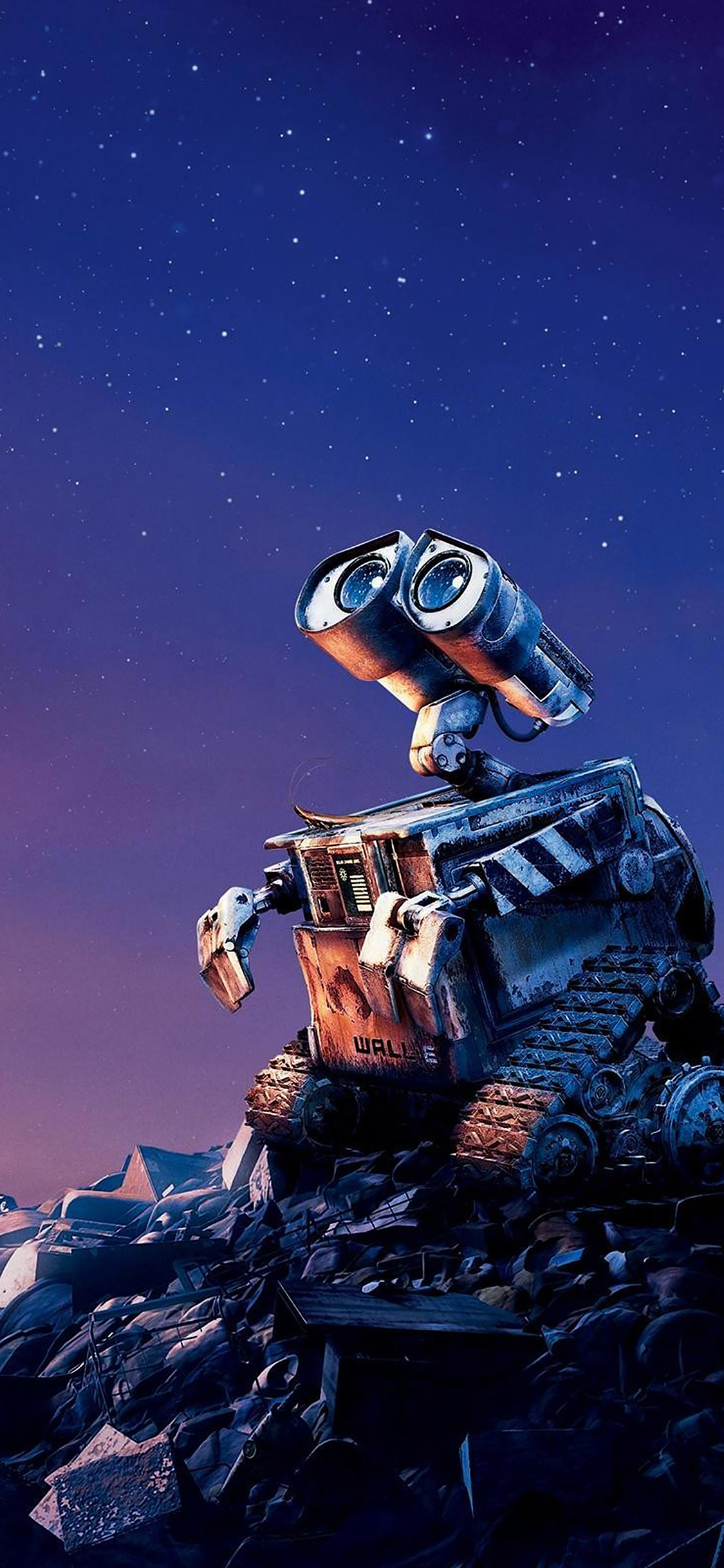 Iphonexpapers Ag66 Wall E Disney Want Go Home Art
