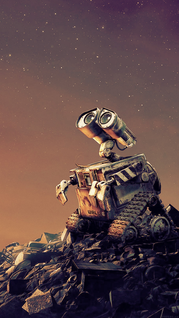 iPhone7papers.com-Apple-iPhone7-iphone7plus-wallpaper-ag67-wall-e-disney-want-go-home-red-art