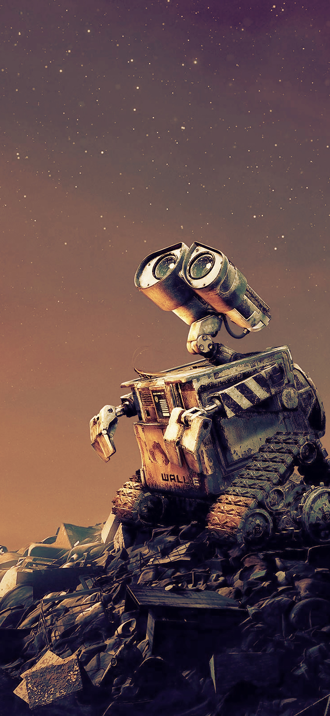 iphonepapers - ag67-wall-e-disney-want-go-home-red-art