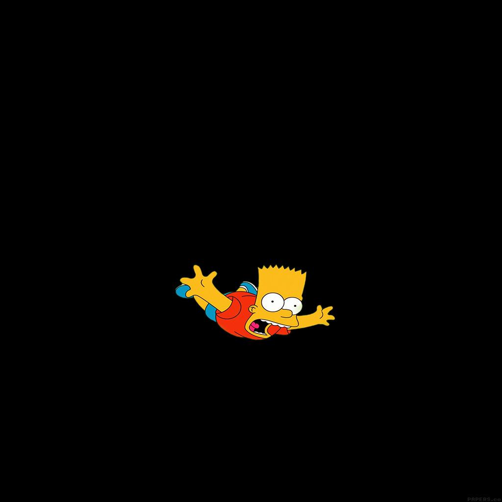 android-wallpaper-ag70-bart-simpson-funny-cute-illlust-wallpaper