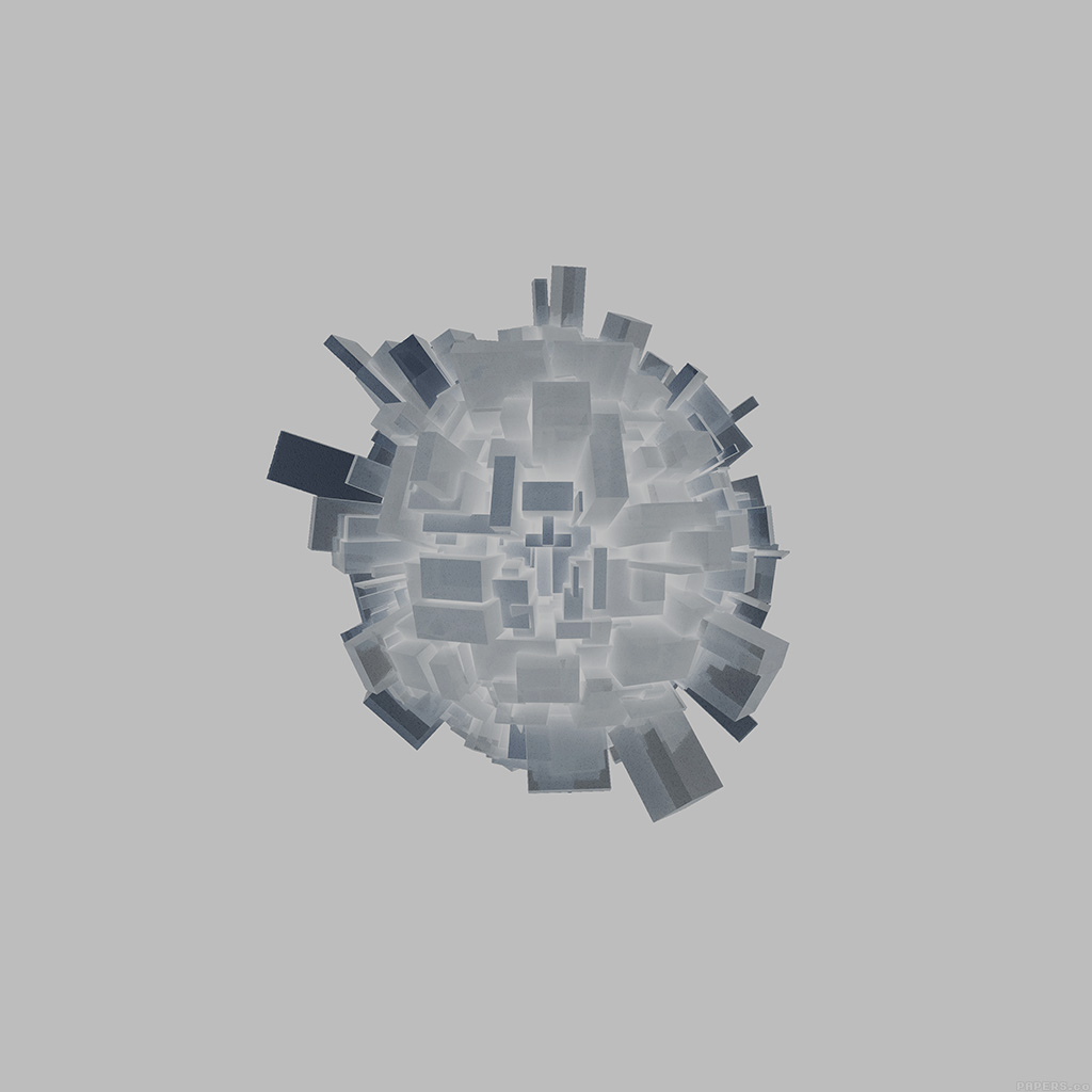 android-wallpaper-ag72-abstract-white-earth-digital-illust-art-wallpaper