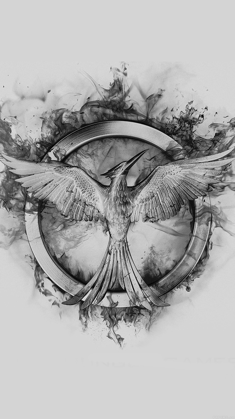 iPhone6papers.co-Apple-iPhone-6-iphone6-plus-wallpaper-ag76-hunger-games-mockingjay-black-logo-art