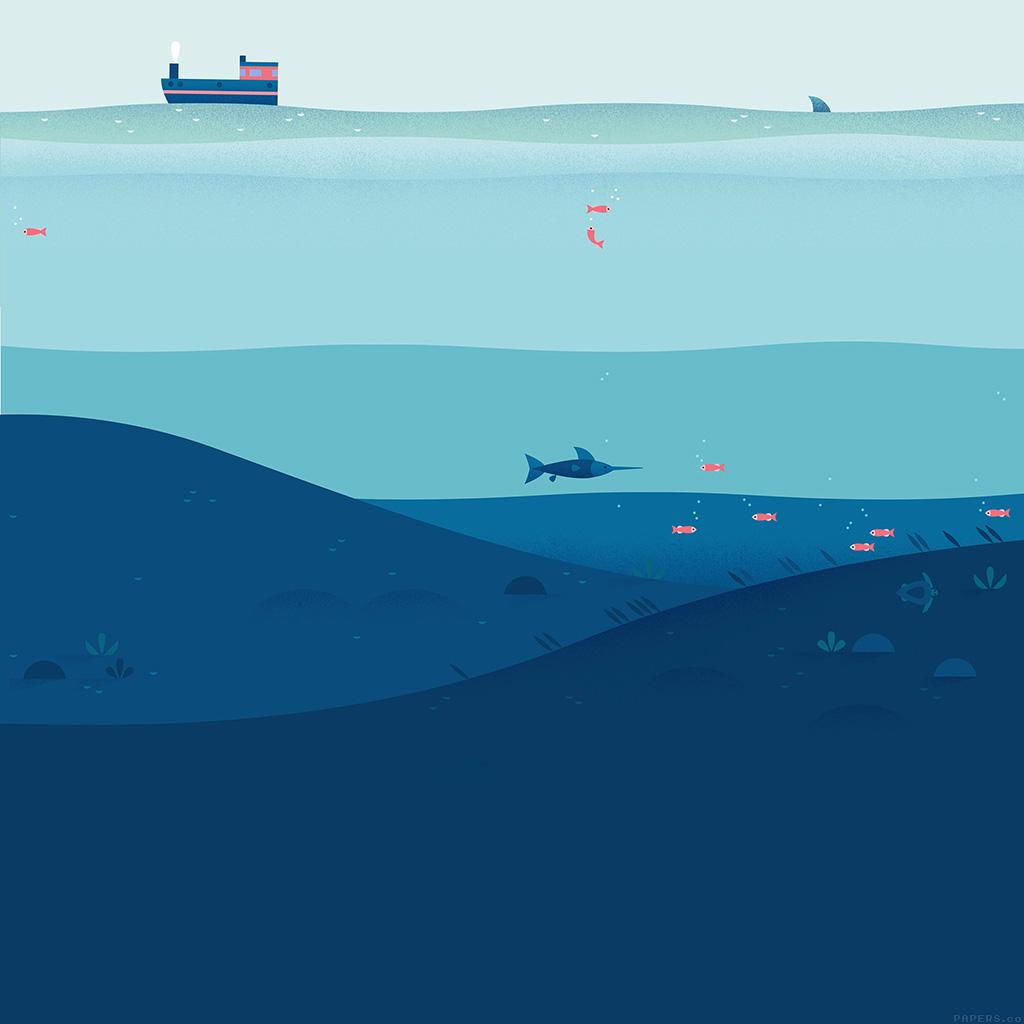 android-wallpaper-ag87-google-lollipop-july-sea-shark-wallpaper