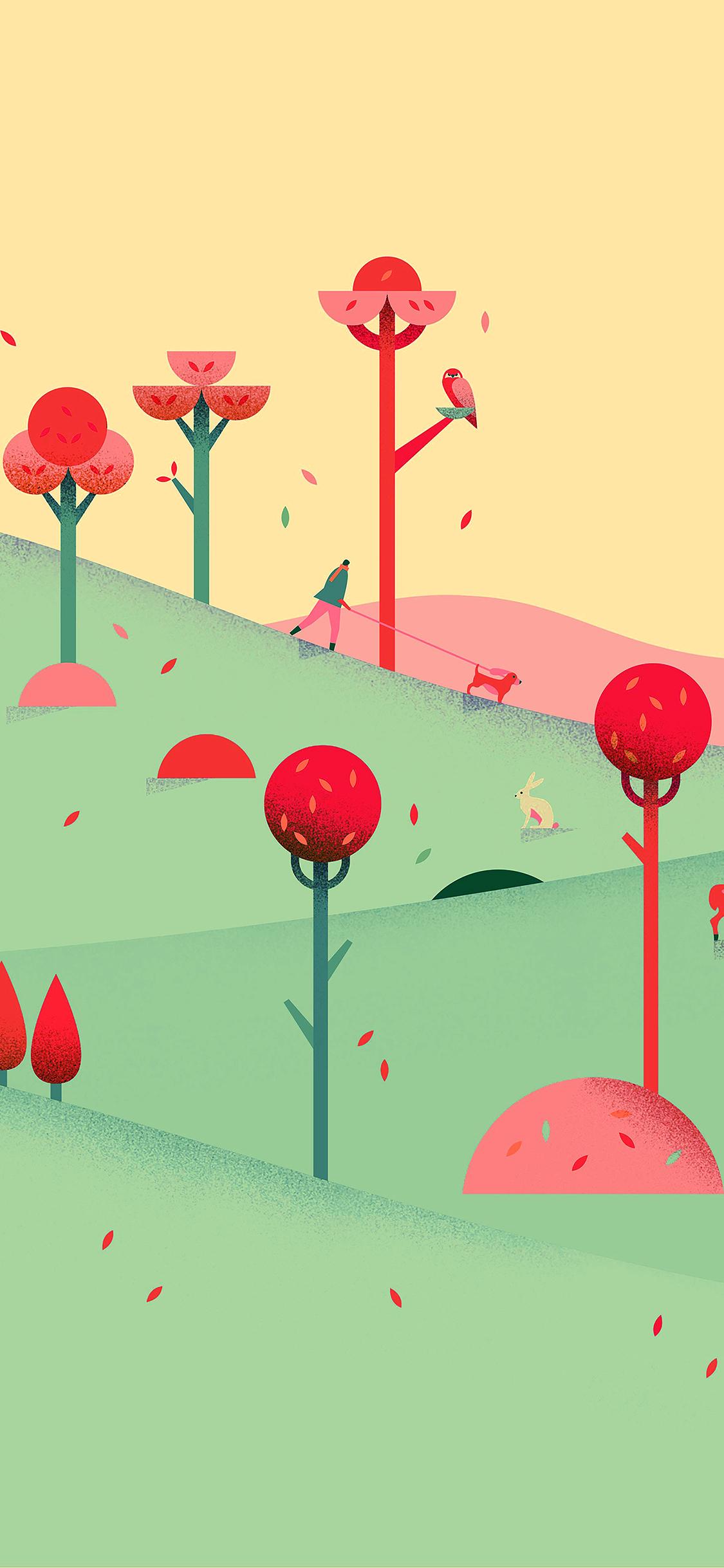 iPhoneXpapers.com-Apple-iPhone-wallpaper-ag93-google-lollipop-september-fall-mountain-animals