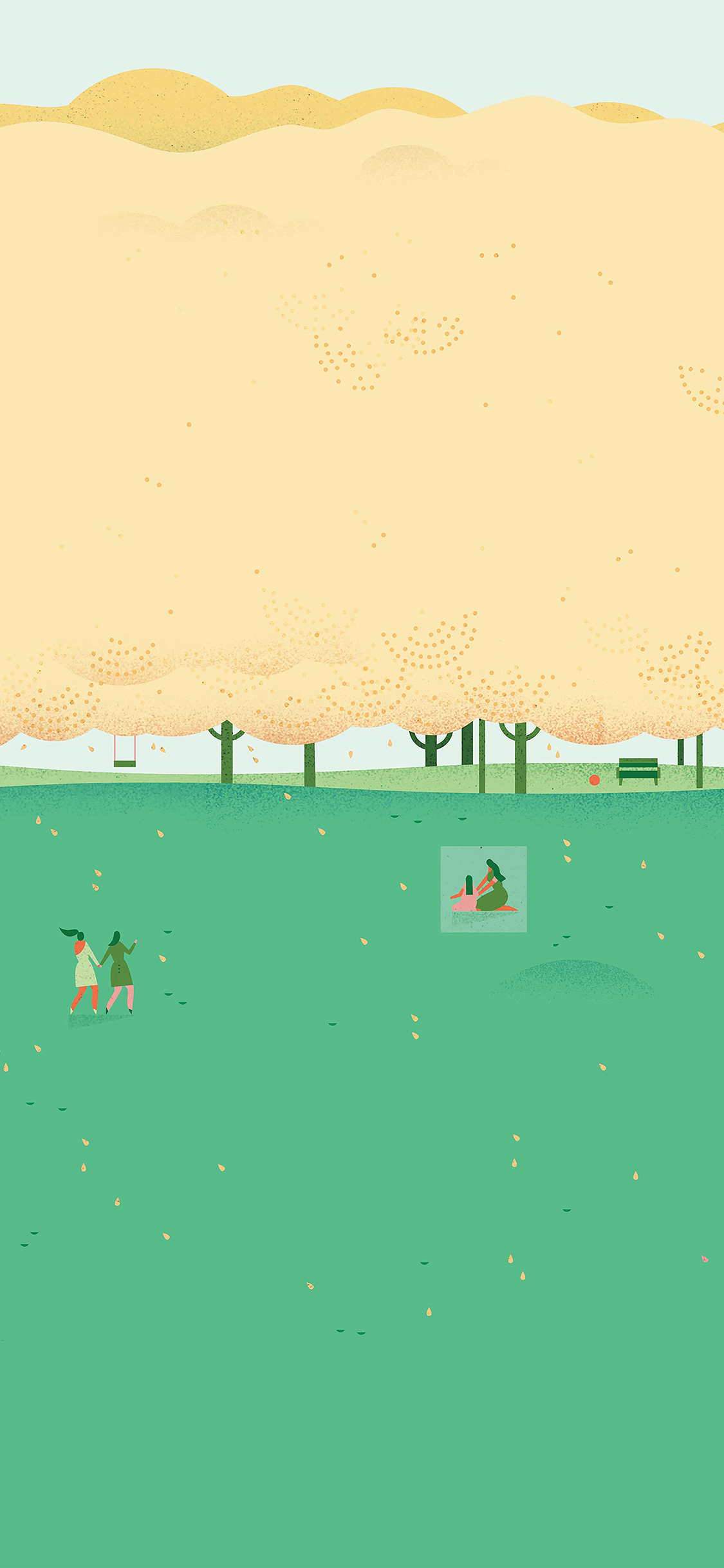iPhoneXpapers.com-Apple-iPhone-wallpaper-ah00-google-lollipop-april-picnic-illust-art