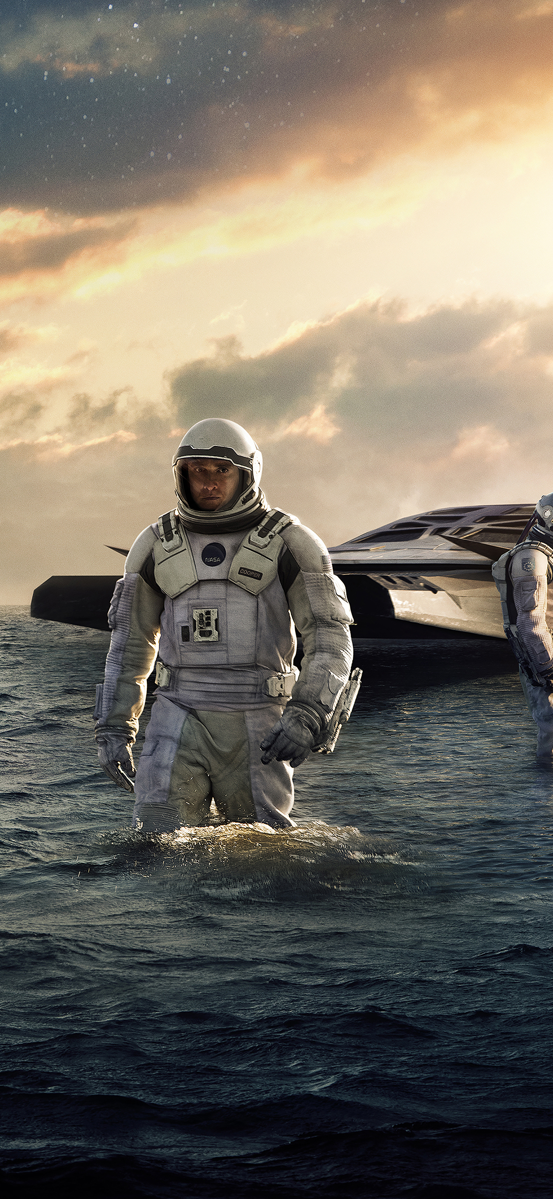iPhoneXpapers.com-Apple-iPhone-wallpaper-ah10-interstellar-sea-film-space-art