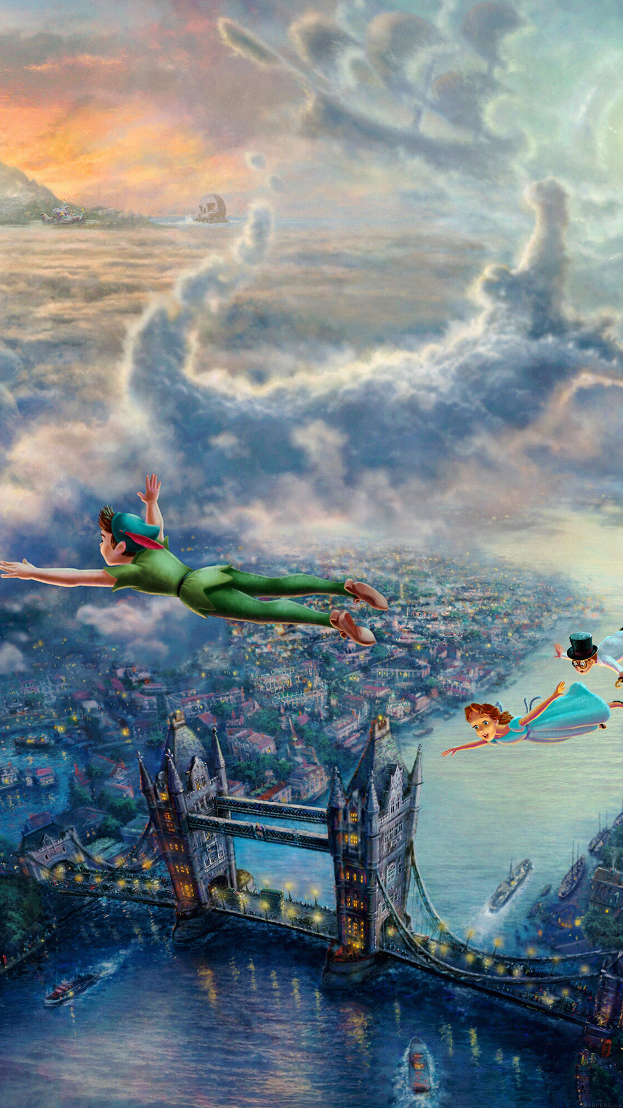 essay on peter pan Read this college essay and over 1,500,000 others like it now don't miss your chance to earn better grades and be a better writer.