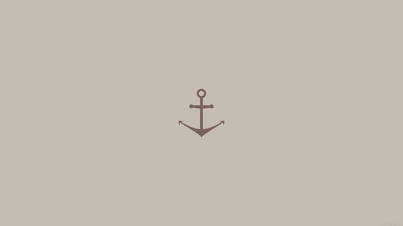 wallpaper-desktop-laptop-mac-macbook-ah29-minimal-sea-anchor-logo-red-art-wallpaper