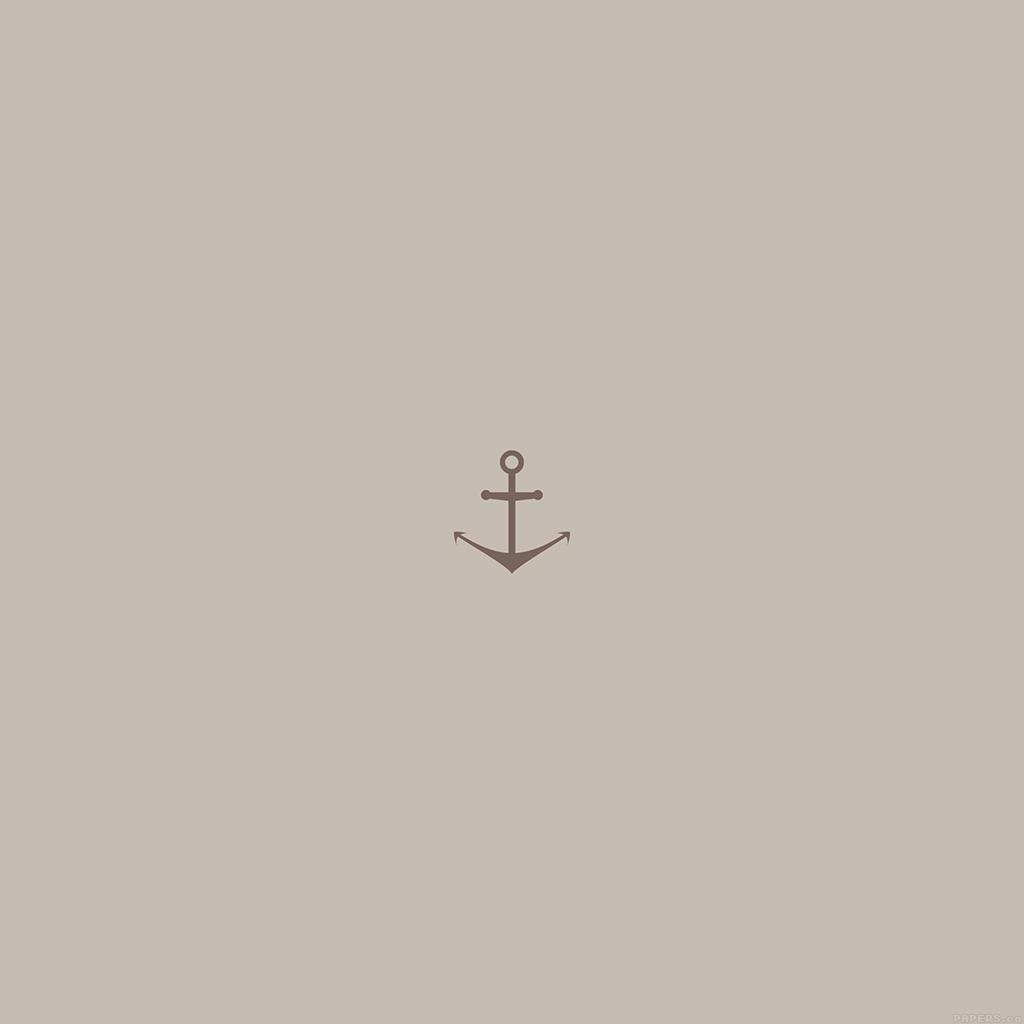 android-wallpaper-ah29-minimal-sea-anchor-logo-red-art-wallpaper