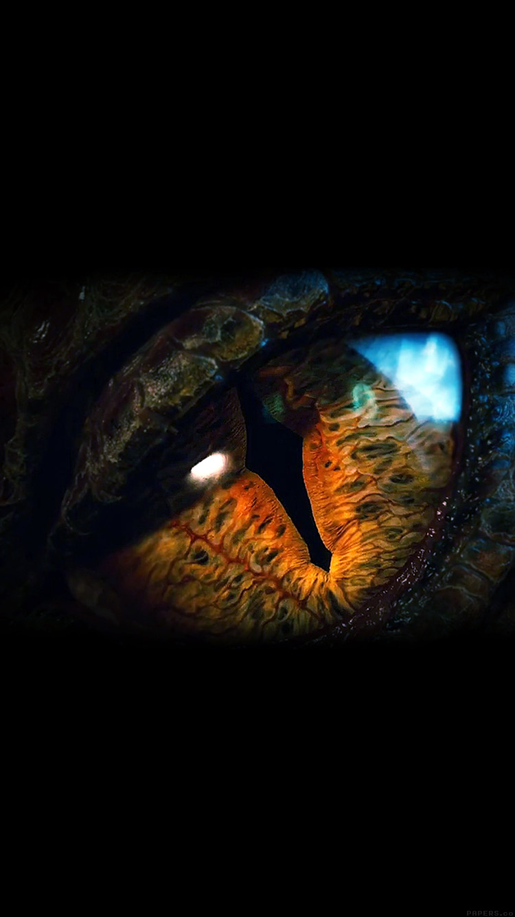 iPhonepapers.com-Apple-iPhone8-wallpaper-ah33-eye-dragon-film-hobbit-the-battle-five-armies-art-dark