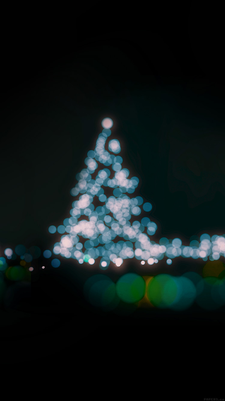 iPhone6papers.co-Apple-iPhone-6-iphone6-plus-wallpaper-ah39-christmas-lights-bokeh-blue-love-dark-night