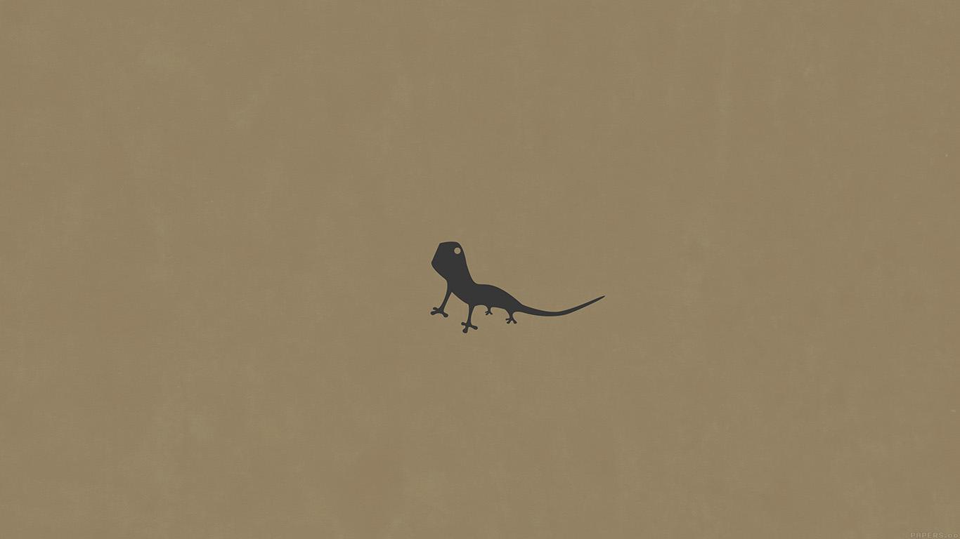 desktop-wallpaper-laptop-mac-macbook-air-ah56-lizard-brown-animal-minimal-simple-art-wallpaper