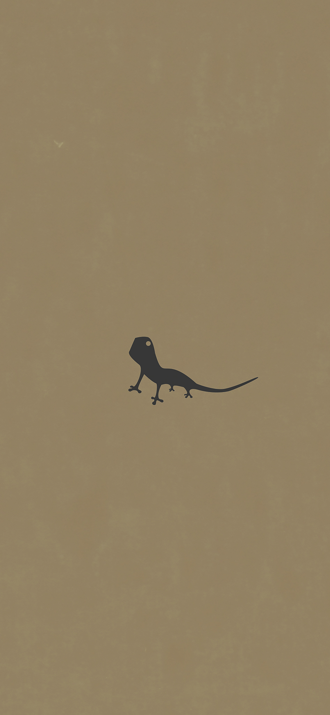 iPhoneXpapers.com-Apple-iPhone-wallpaper-ah56-lizard-brown-animal-minimal-simple-art
