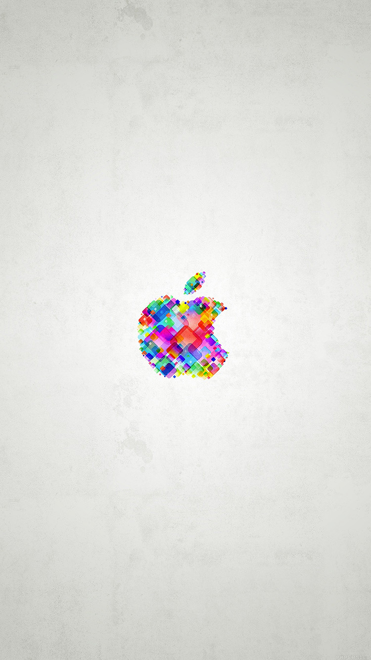 apple illustration logo