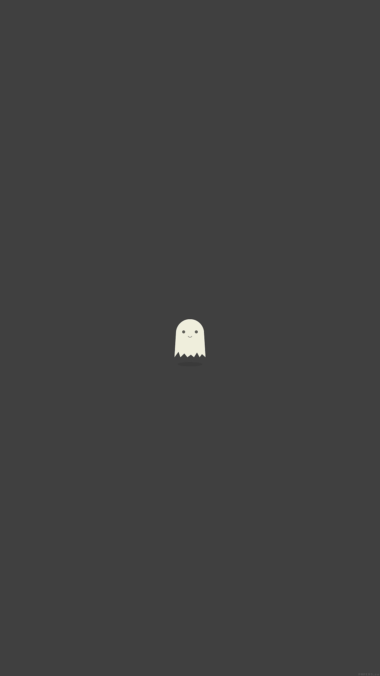 I love papers ah62 cute ghost art illust minimal simple iphone 6 download ipad wallpapers voltagebd Images