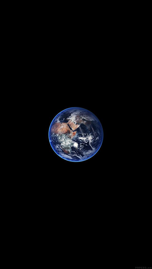 freeios8.com-iphone-4-5-6-plus-ipad-ios8-ah65-earth-minimal-small-nature-art-space-dark