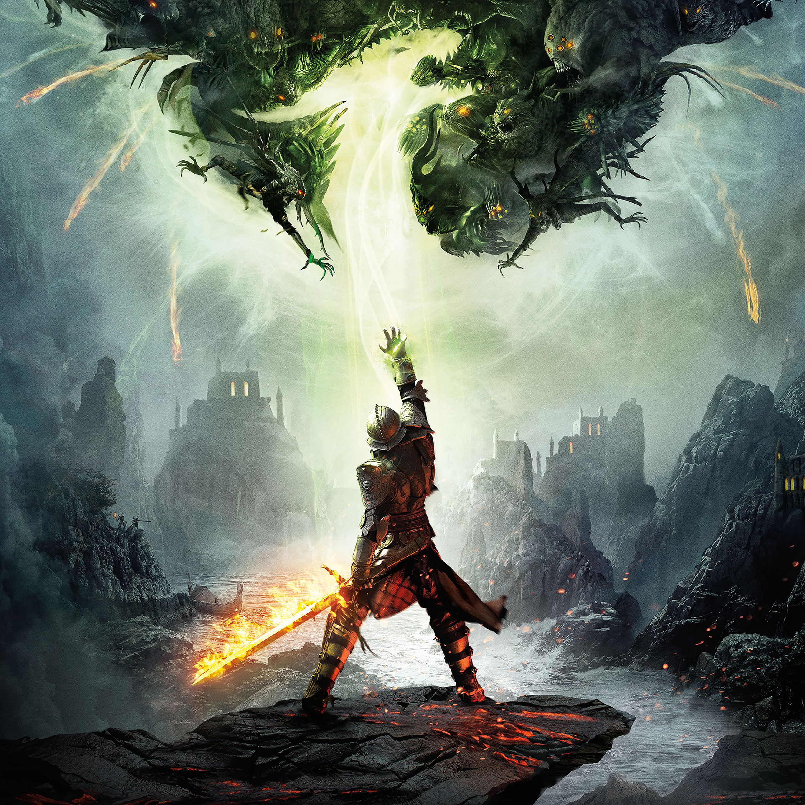 dragon age inquisition wallpapers 1280x1024