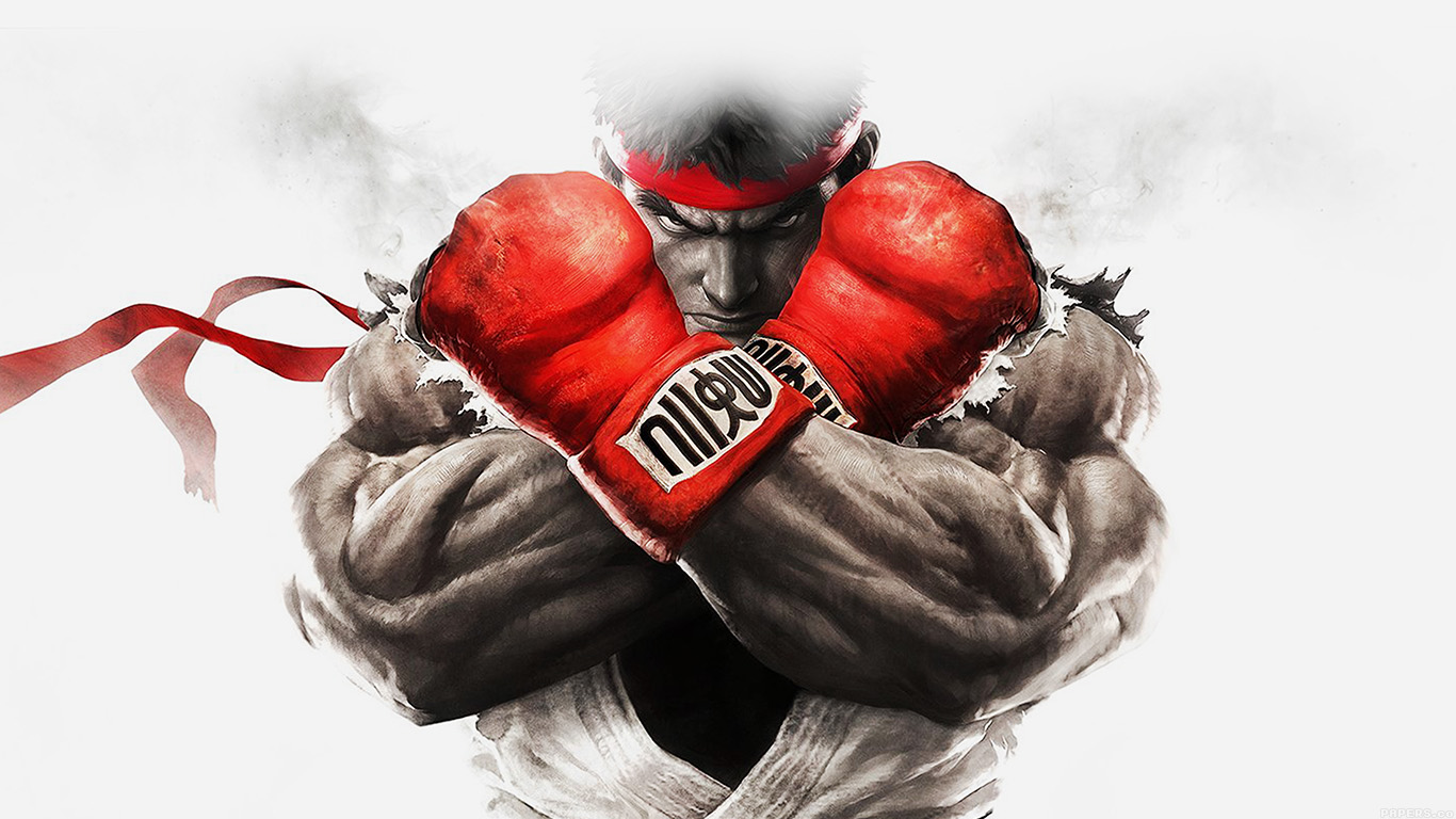 iPapers.co-Apple-iPhone-iPad-Macbook-iMac-wallpaper-ah69-street-fighter-ryu-art-illust-game-wallpaper