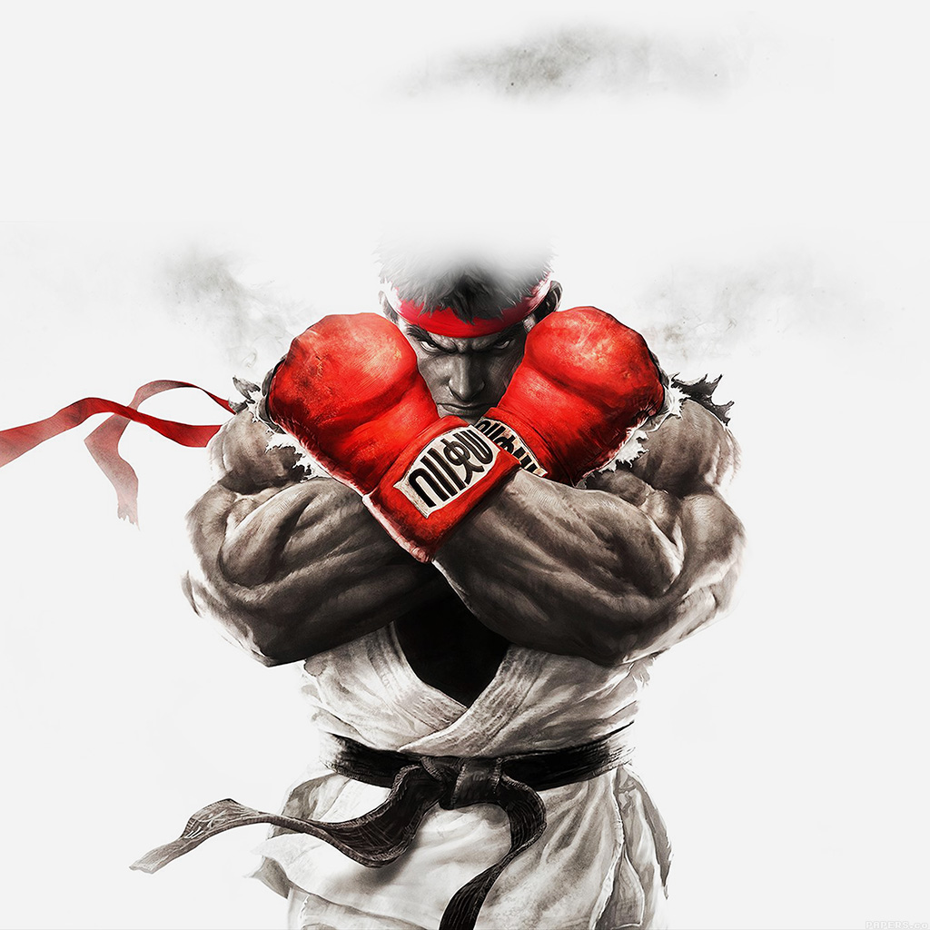 android-wallpaper-ah69-street-fighter-ryu-art-illust-game-wallpaper