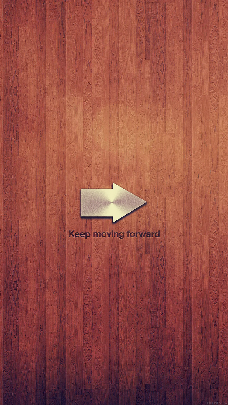 iPhonepapers.com-Apple-iPhone8-wallpaper-ah75-keep-moving-forward-blue-quote-tree-texture-art