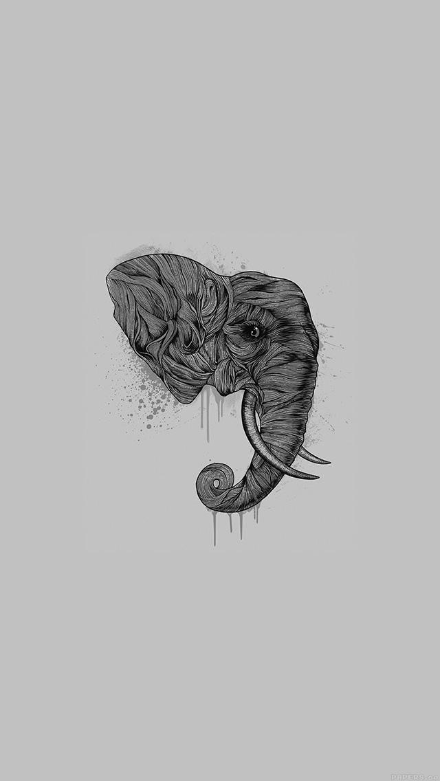 animal illustration minimal