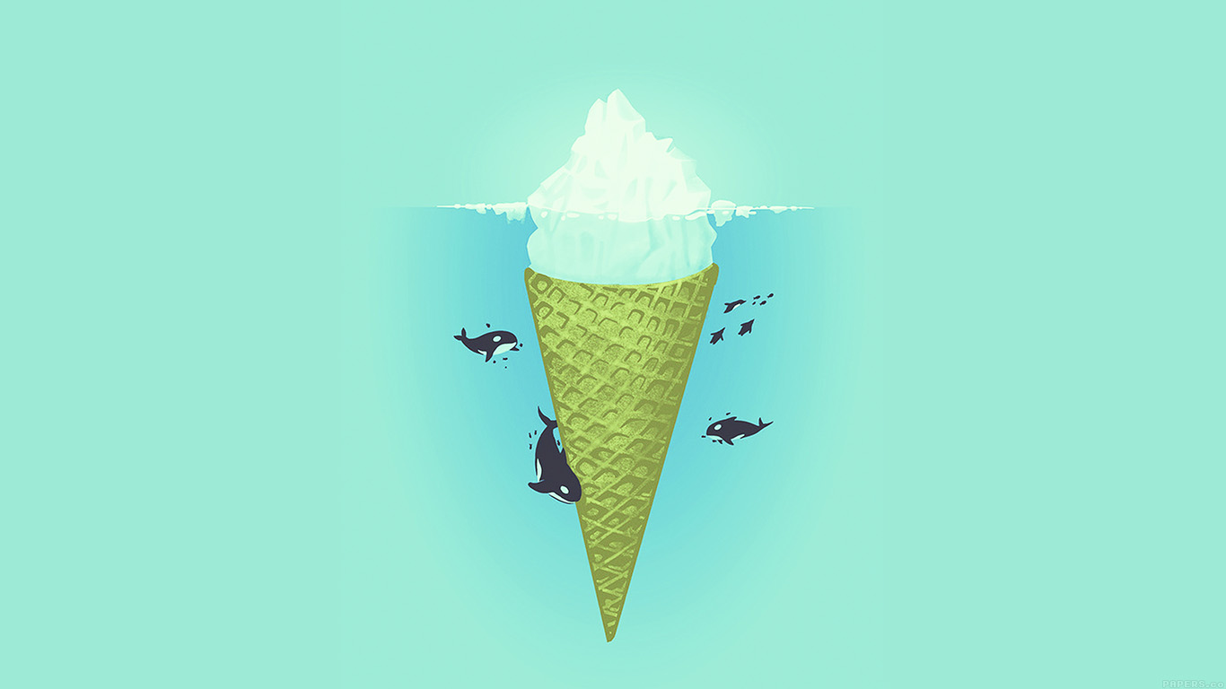 desktop-wallpaper-laptop-mac-macbook-airah80-whale-illust-green-sea-icecream-iceberg-wallpaper