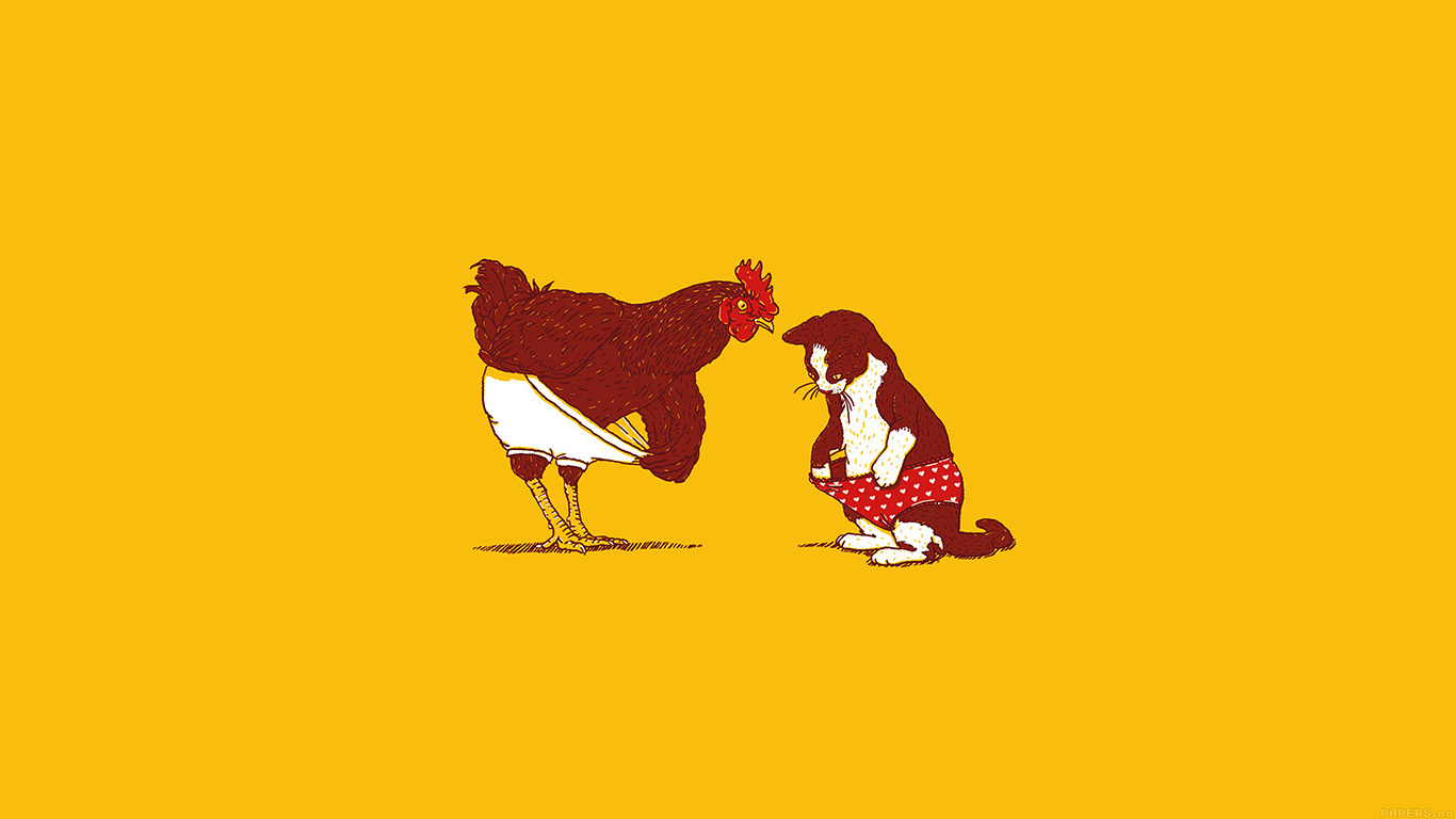 iPapers.co-Apple-iPhone-iPad-Macbook-iMac-wallpaper-ah82-cat-chicken-underwear-cute-illust-art-wallpaper