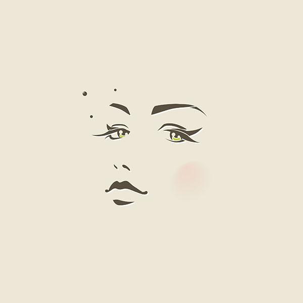 iPapers.co-Apple-iPhone-iPad-Macbook-iMac-wallpaper-ah97-girl-face-illust-art-minimal-wallpaper