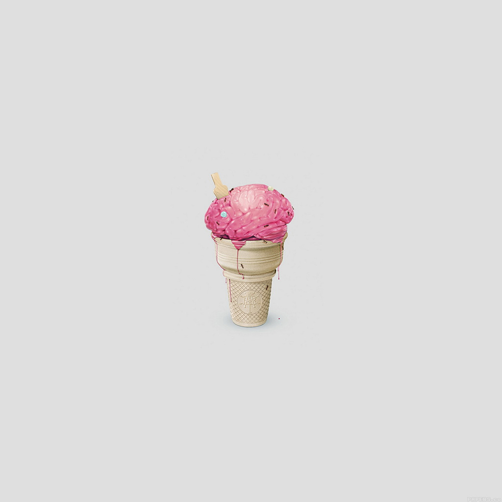 Summer Ice Cream Wallpaper: IPad Retina