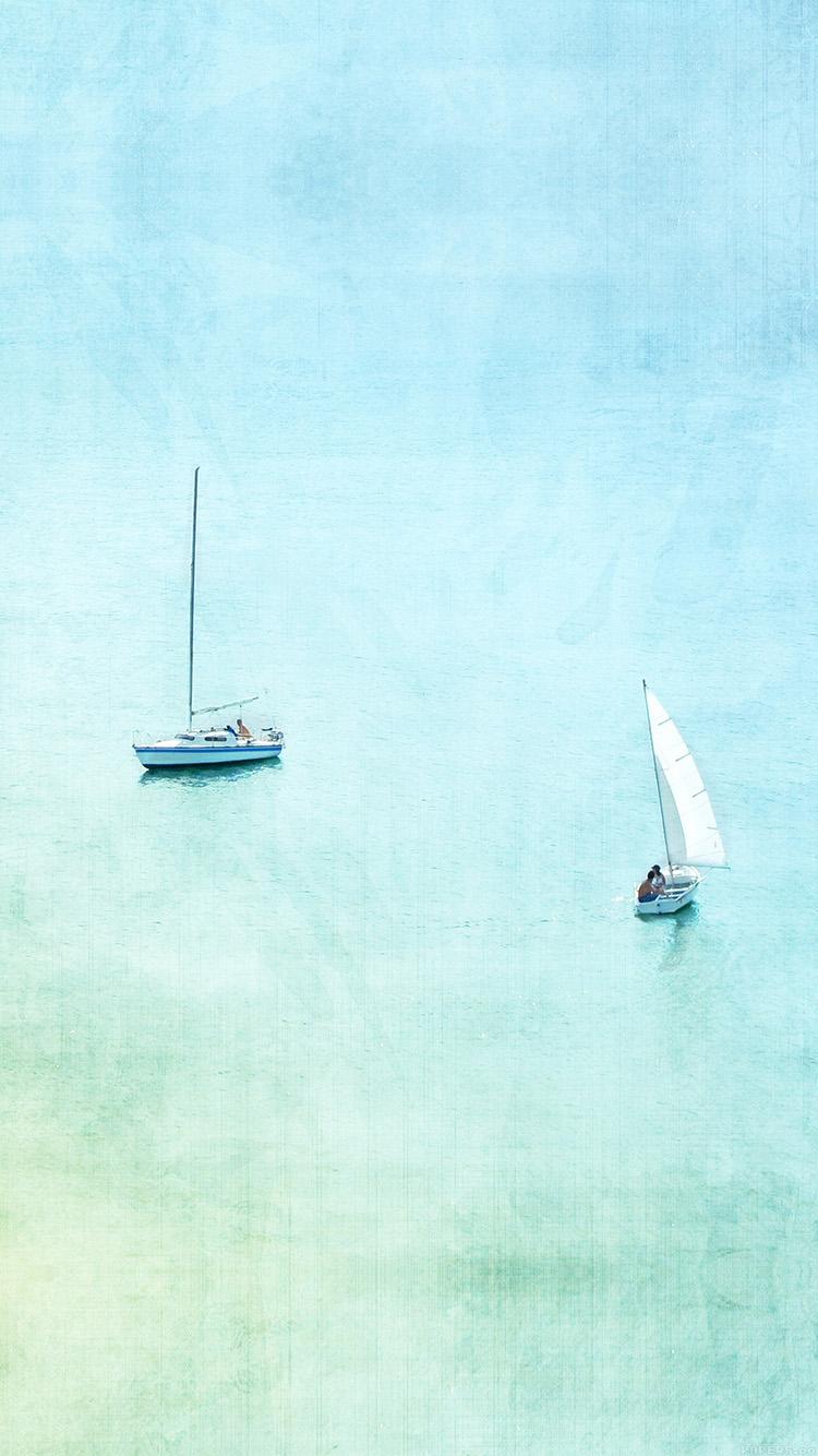 Papers.co-iPhone5-iphone6-plus-wallpaper-ai08-sea-boat-lake-day-fun-nature-art