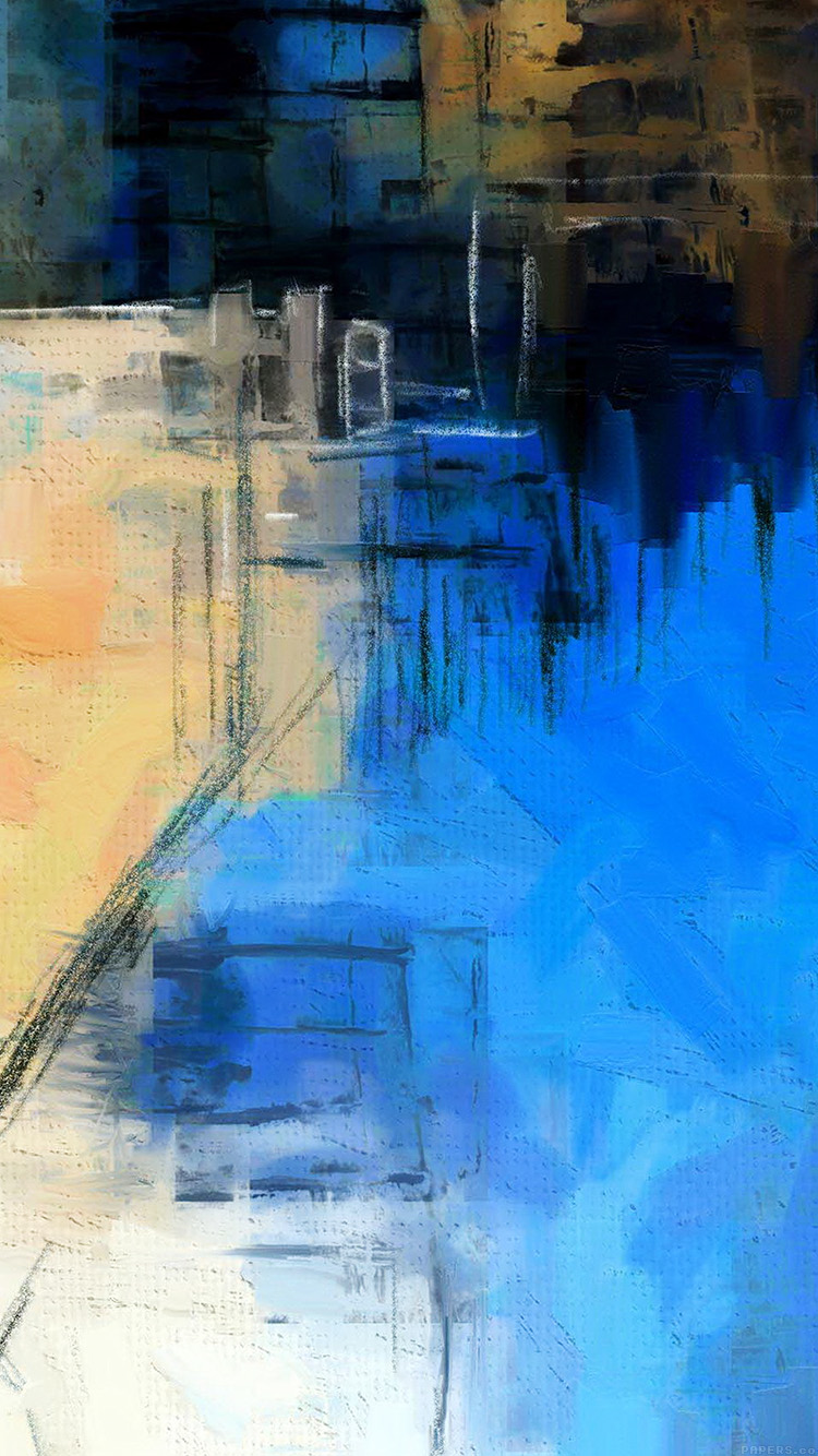 iPhone7papers.com-Apple-iPhone7-iphone7plus-wallpaper-ai15-paint-art-blue-illust-diet-abstract
