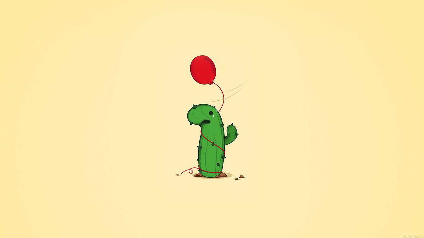 desktop-wallpaper-laptop-mac-macbook-airai35-cute-cactus-ballon-illust-art-minimal-wallpaper