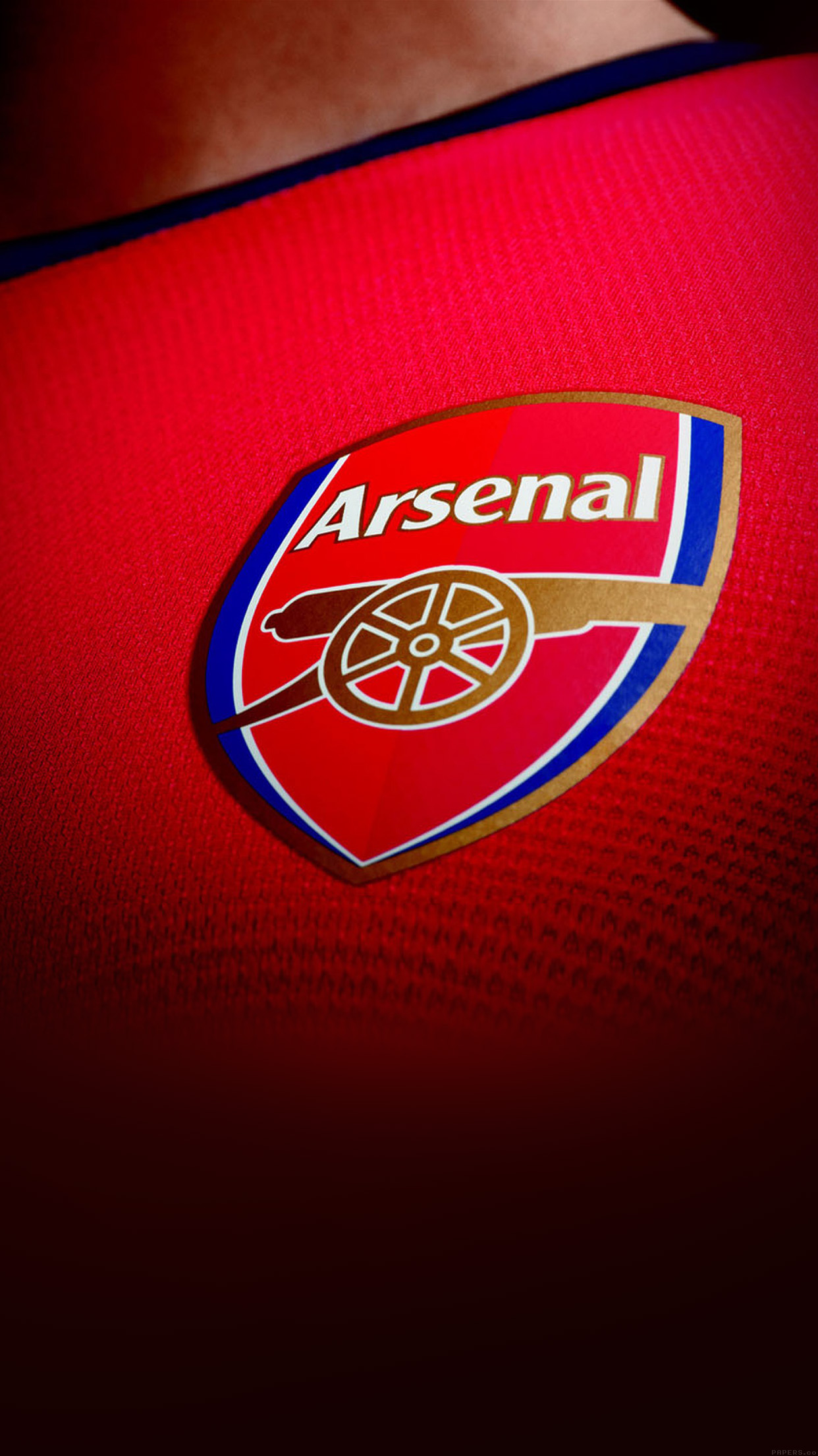 Iphonepapers Ai52 Arsenal Football England Soccer Sports Logo