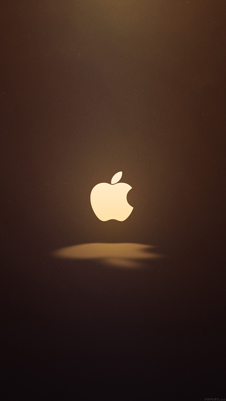apple illustration logo minimal