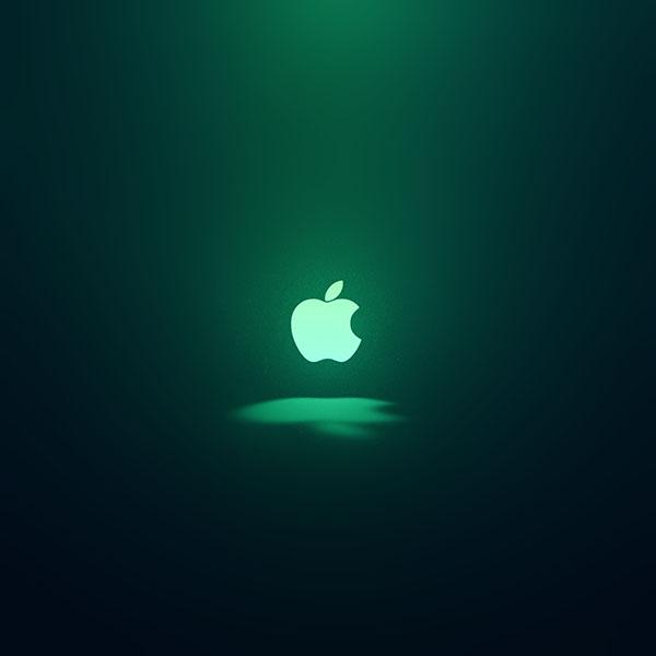 iPapers.co-Apple-iPhone-iPad-Macbook-iMac-wallpaper-ai63-apple-logo-love-mania-green-wallpaper