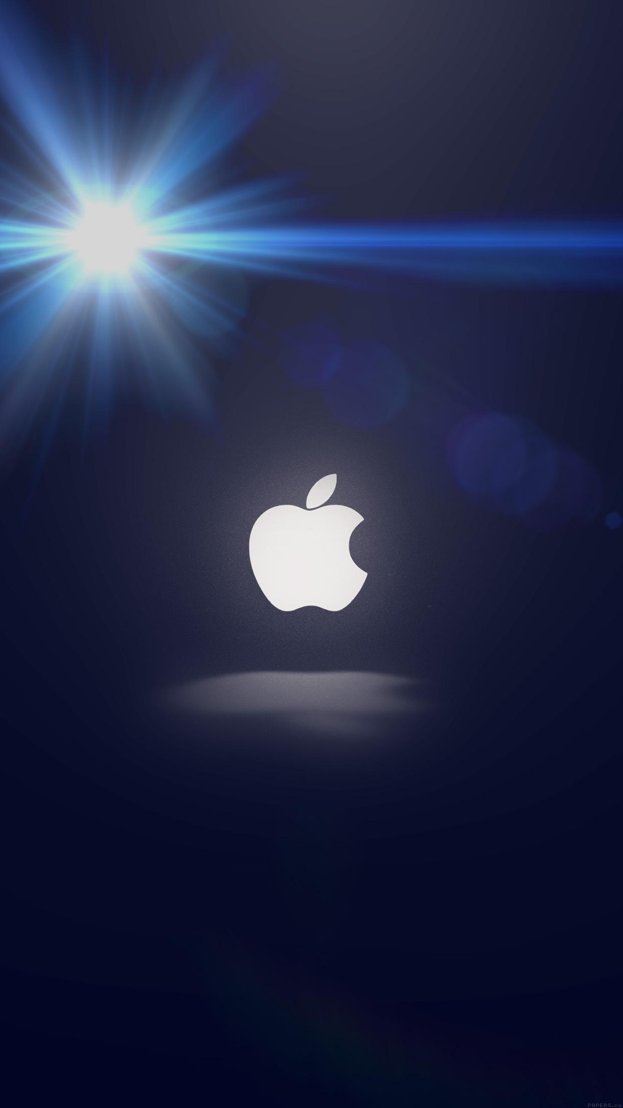 i love papers | ai65-apple-logo-love-mania-flare
