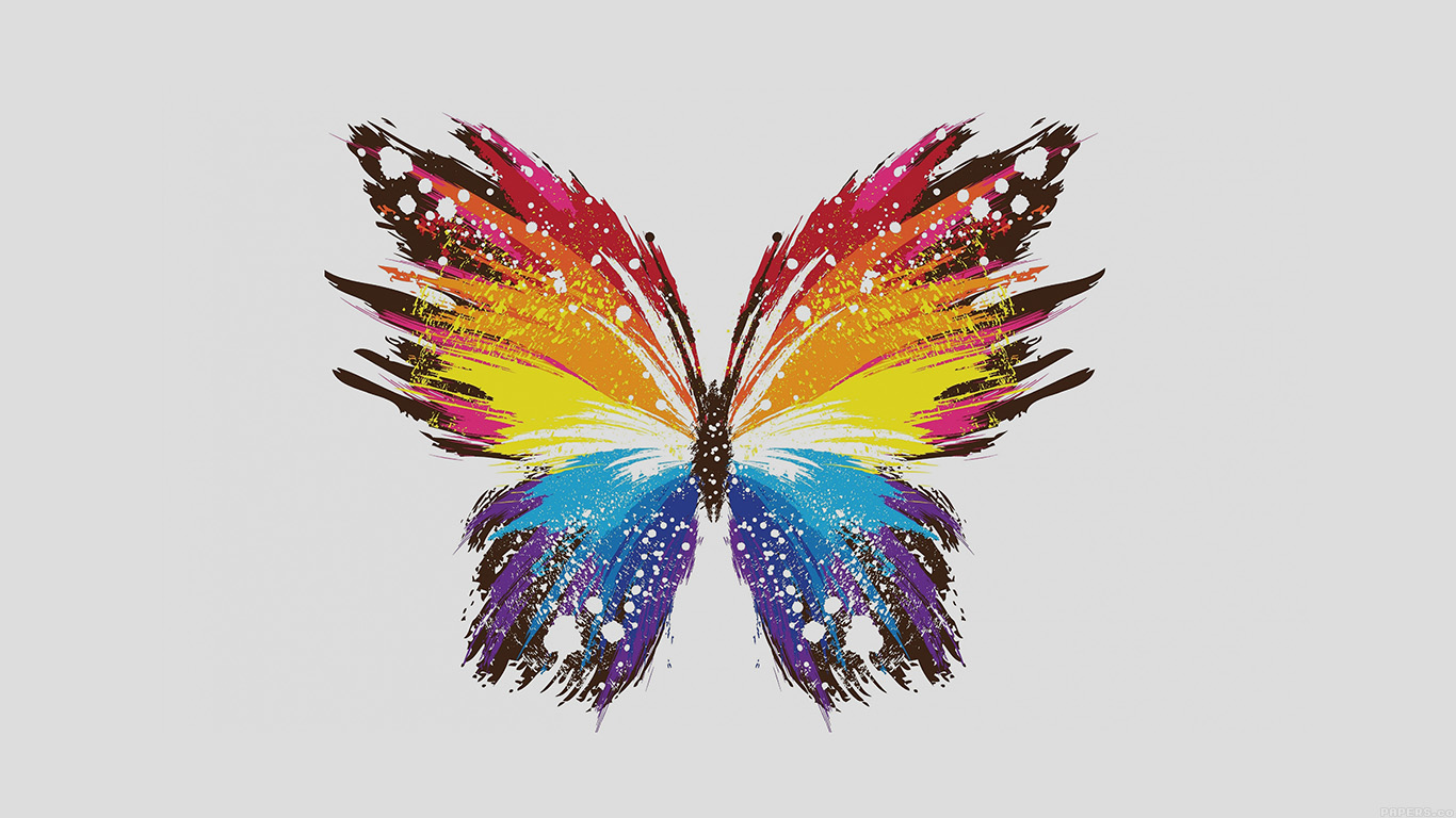 iPapers.co-Apple-iPhone-iPad-Macbook-iMac-wallpaper-ai75-butterfly-art-illust-cute-minimal-wallpaper