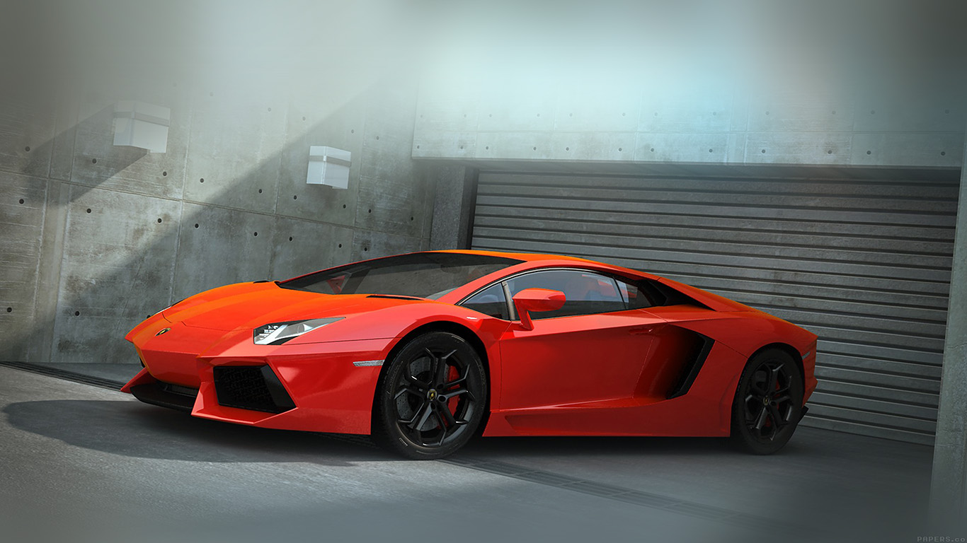desktop-wallpaper-laptop-mac-macbook-airai89-red-lamborghini-parked-car-art-wallpaper