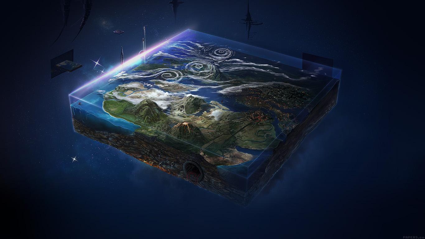 desktop-wallpaper-laptop-mac-macbook-airai94-flat-earth-art-illust-space-wallpaper