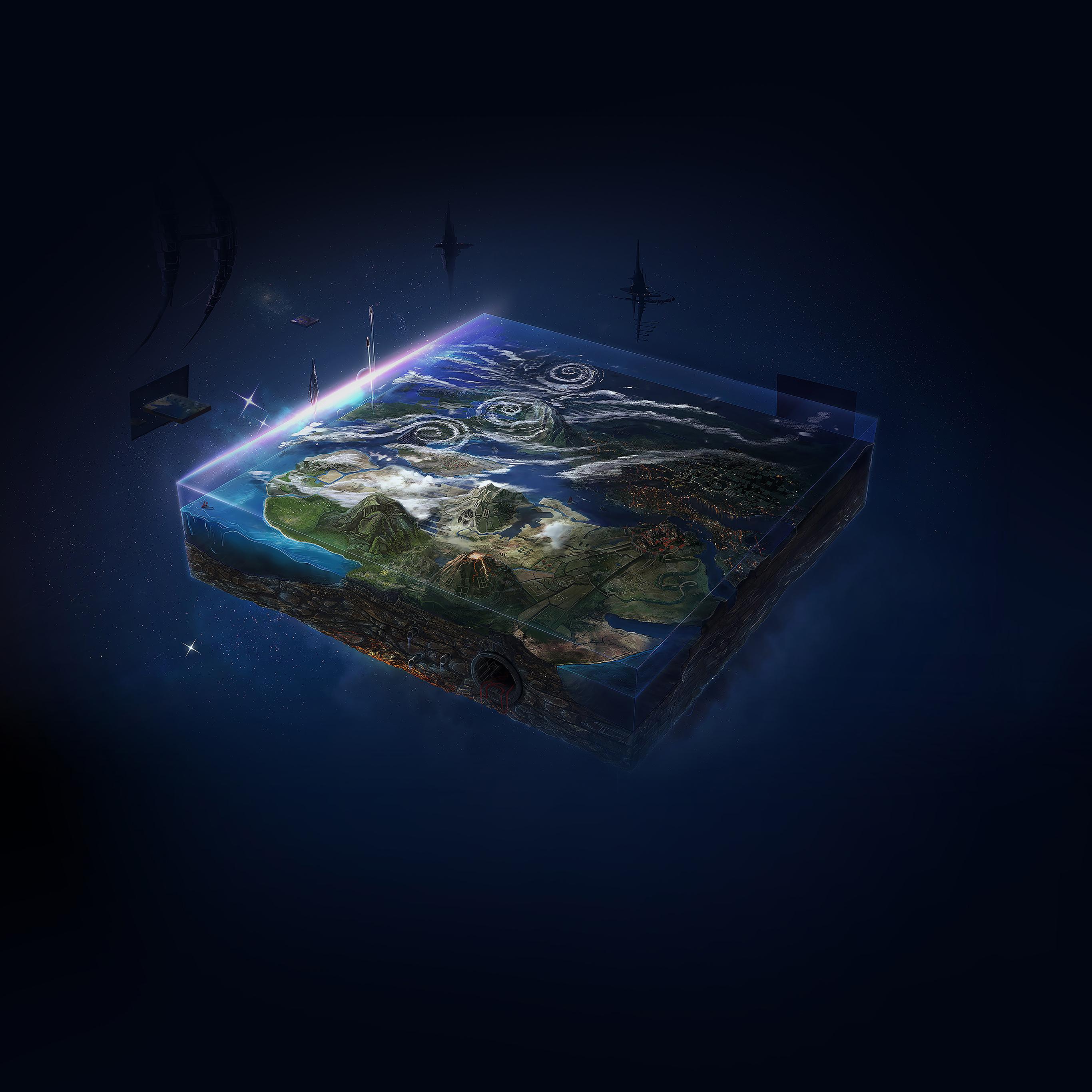 Earth Wallpaper Nasa