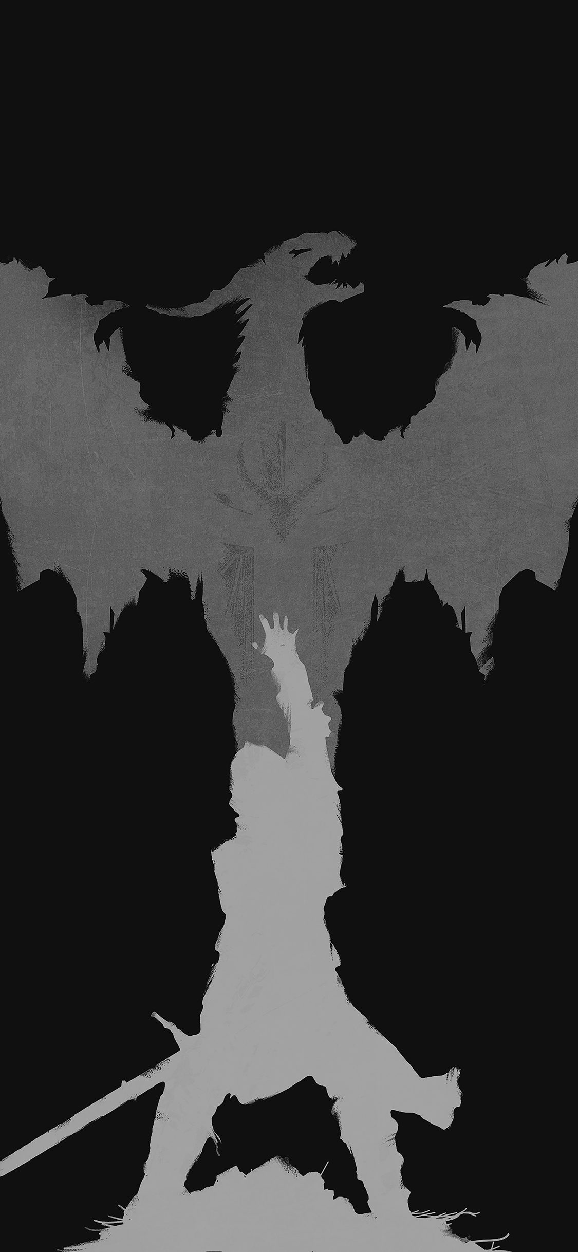 iPhoneXpapers.com-Apple-iPhone-wallpaper-aj13-dragon-age-dark-bw-art-illust-minimal