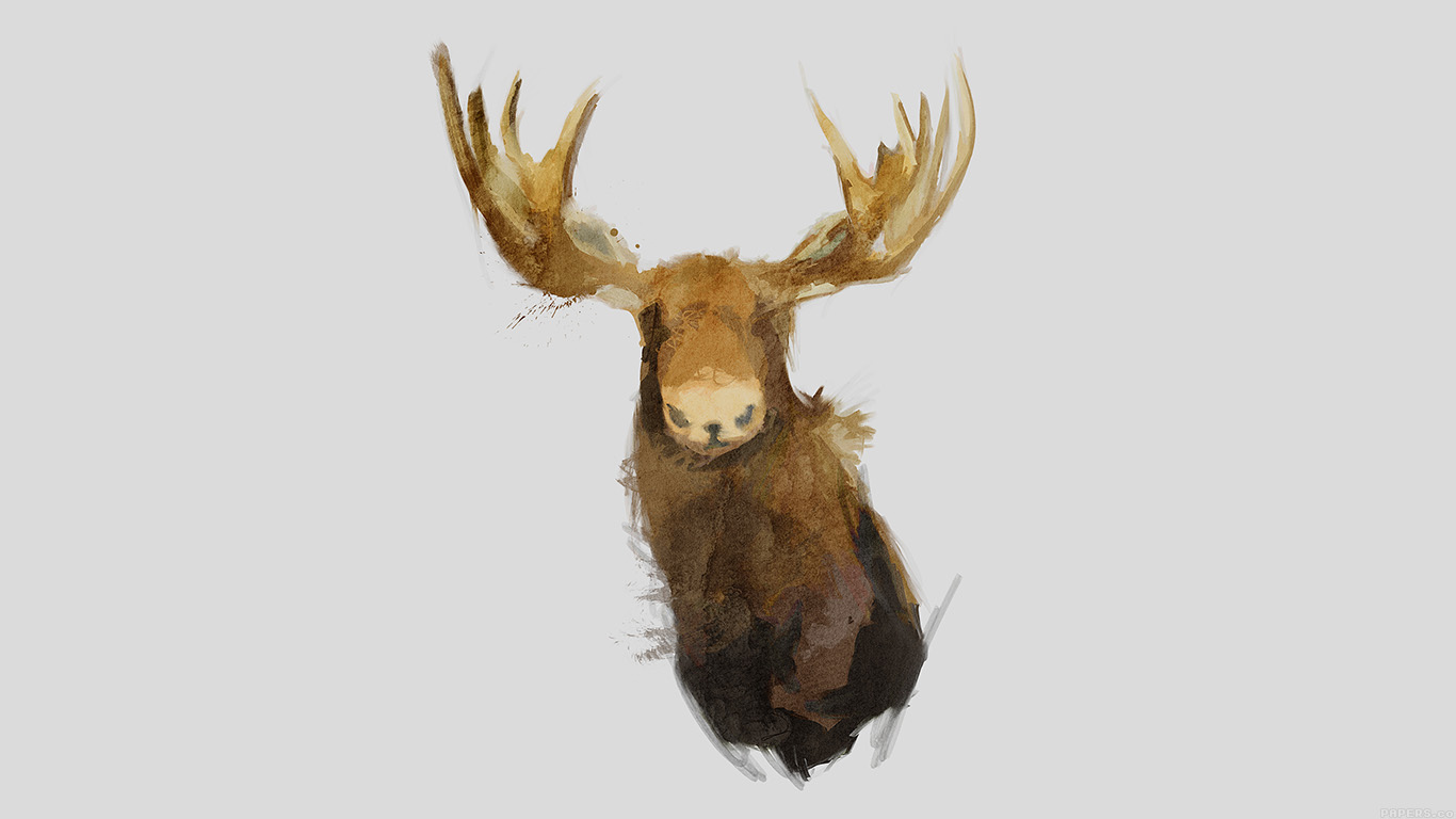 desktop-wallpaper-laptop-mac-macbook-airaj15-moose-illust-minimal-art-by-garillu-wallpaper