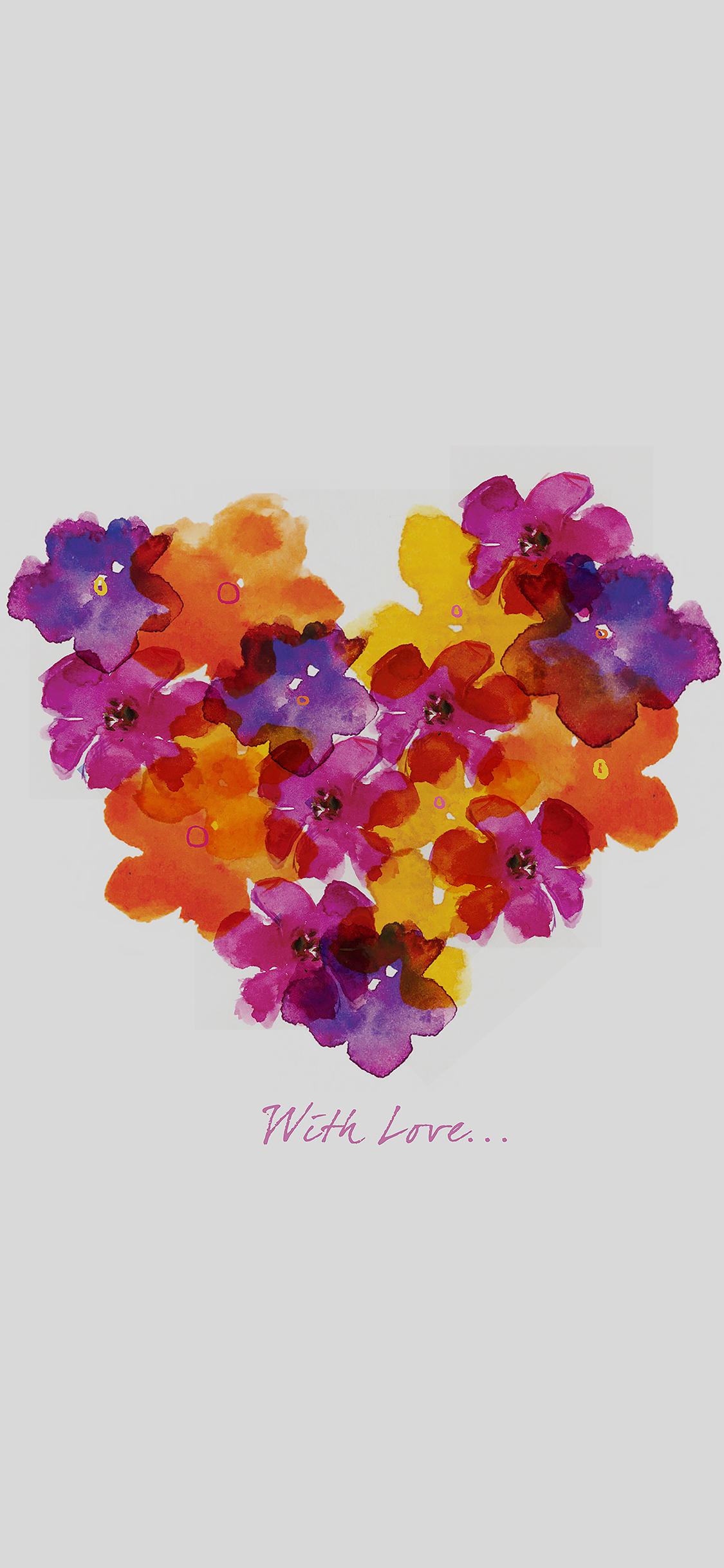 iPhoneXpapers.com-Apple-iPhone-wallpaper-aj22-illust-nicola-evans-flower-love