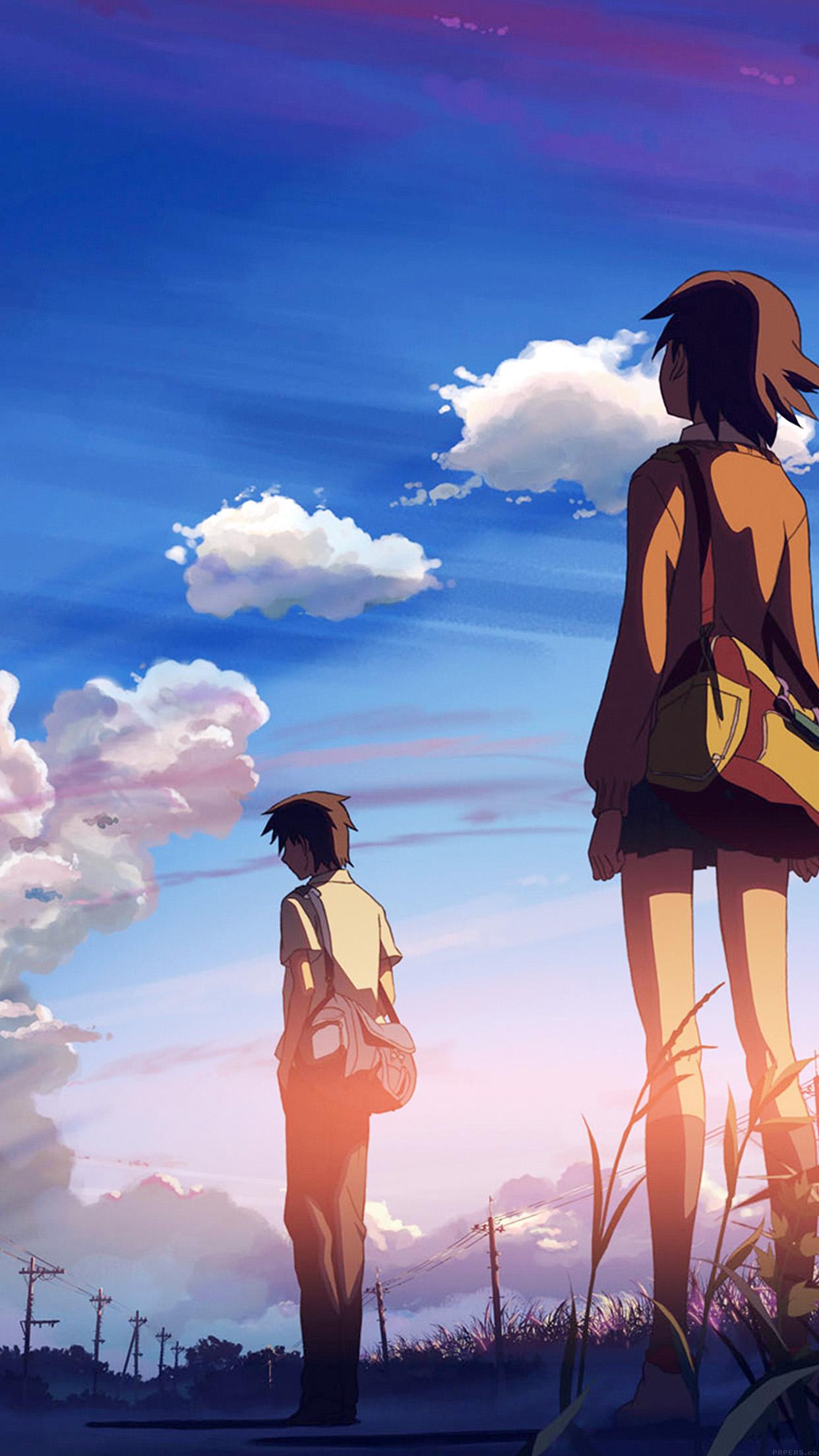 Iphone6papers Aj44 Departure Love Anime Illust Art