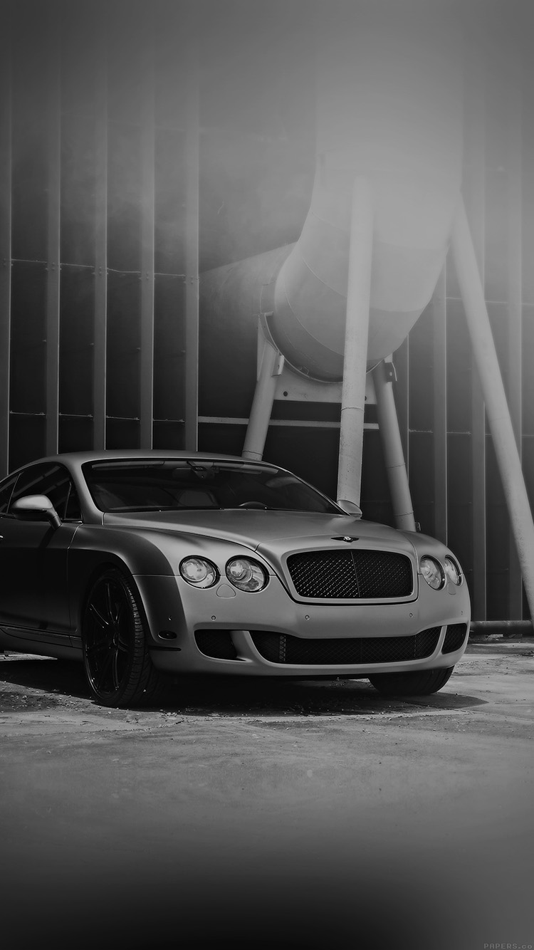iPhone7papers.com-Apple-iPhone7-iphone7plus-wallpaper-aj64-bentley-motors-bw-dark-car-park-art-city