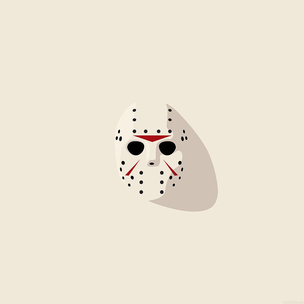 android-wallpaper-aj66-horror-mask-illust-art-minimal-simple-wallpaper