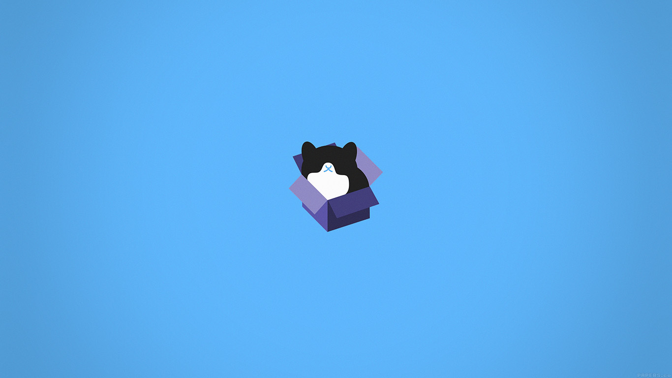 desktop-wallpaper-laptop-mac-macbook-air-aj74-cat-box-blue-illust-animal-art-minimal-wallpaper