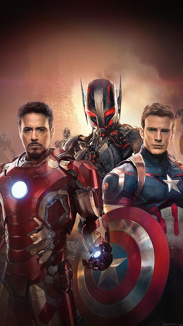 freeios8.com-iphone-4-5-6-plus-ipad-ios8-aj93-avengers-poster-2-age-of-ultron-art-film