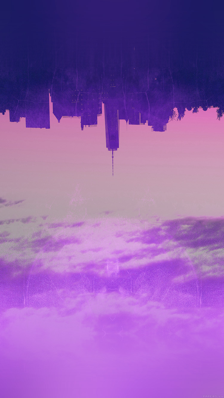 iPhone6papers.co-Apple-iPhone-6-iphone6-plus-wallpaper-ak20-city-art-illust-purple