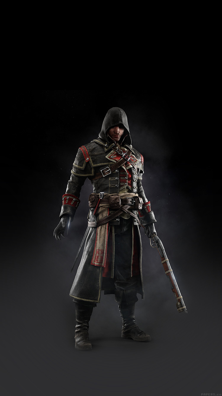 iPhone6papers.co-Apple-iPhone-6-iphone6-plus-wallpaper-ak28-assassins-creed-rogue-game-art-dark-shay-hood